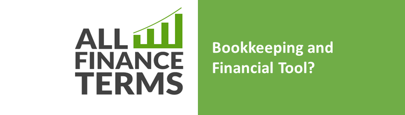 Definition bookkeeping-and-financial-tool