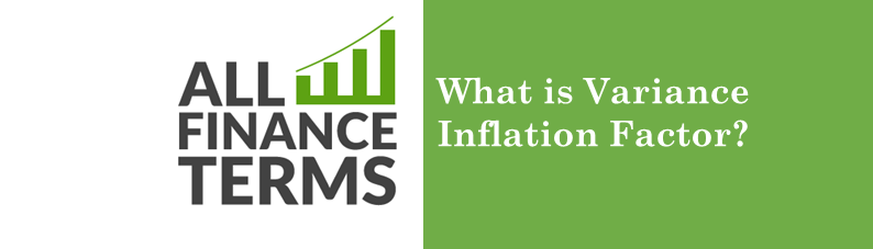 Definition variance-inflation-factor