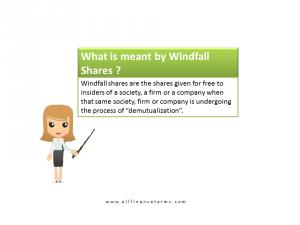 Windfall Shares 300x225 - Windfall Shares