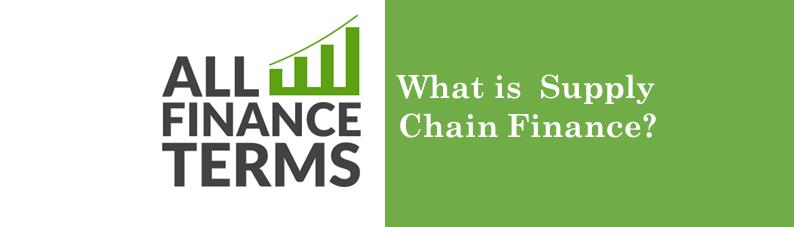 Definition supply-chain-finance
