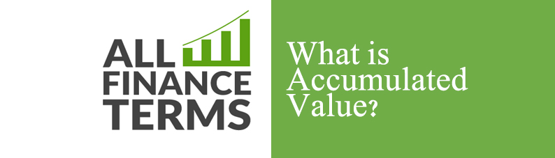 Definition of Accumulated Value