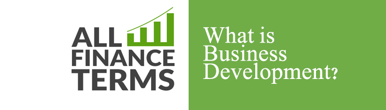 Definition of Business Development