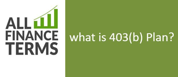 Definition of 403(b) plan