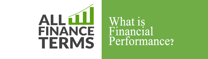 Definition of Financial performance