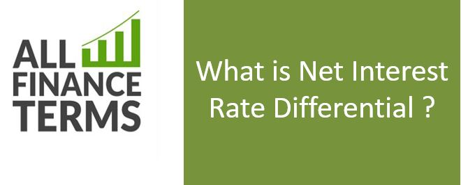 Definition of Net Interest Rate Differential