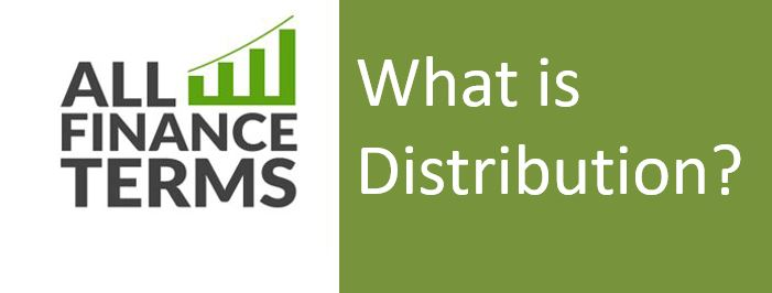 Explanation Of Distribution