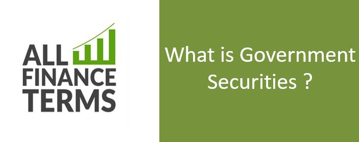 Definition of Government Securities