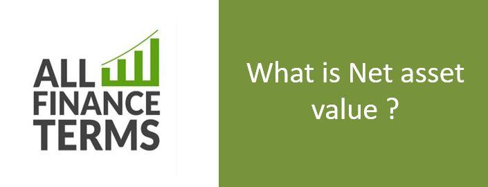 Definition of Net asset value