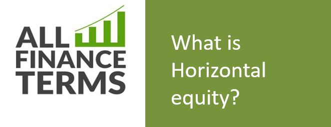 Definition of Horizontal equity