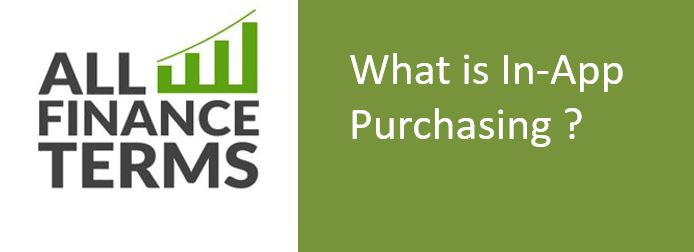 Definition of In-house financing
