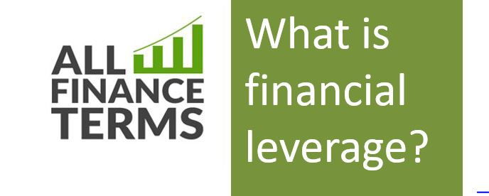 Definition of financial leverage