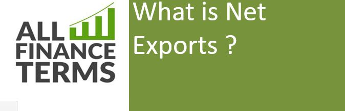 Definition of Net Exports ?